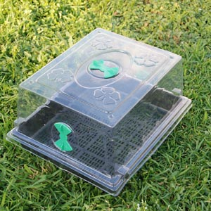 Vented Clear Top for Heat N Grow [365mm x 300mm x 160mm] - FREE OF CHARGE with every Heat N Grow Unit